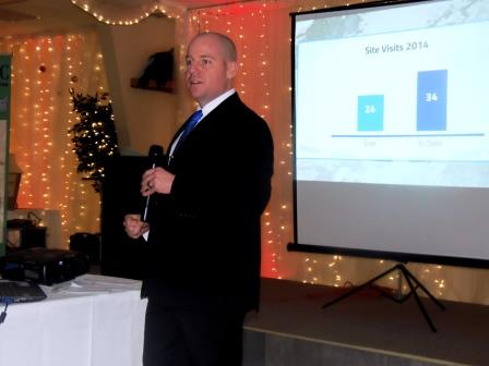 Clearfield Economic Development Holds Annual Luncheon