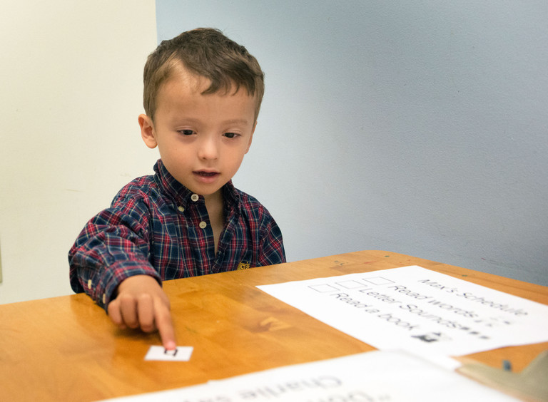 Helping Autistic Kids Read, Write and Communicate