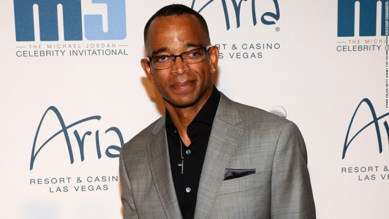 ESPN Sportscenter anchor Stuart Scott dies