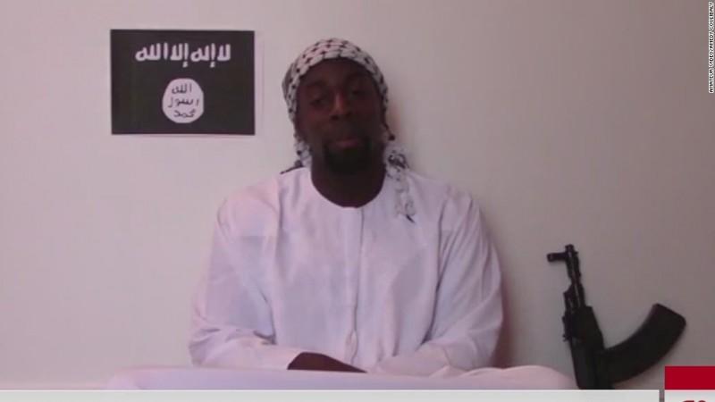 Video shows Paris gunman pledging allegiance to ISIS