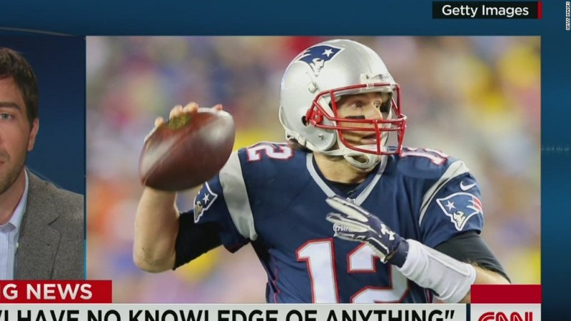 Video:  Who's to blame for deflated balls?
