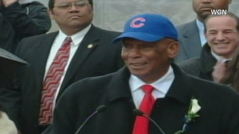 Video:  Baseball great Ernie Banks dead at 83
