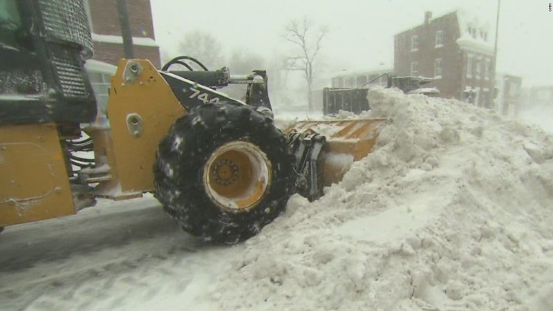 Video:  Historic blizzards nothing new for Northeast