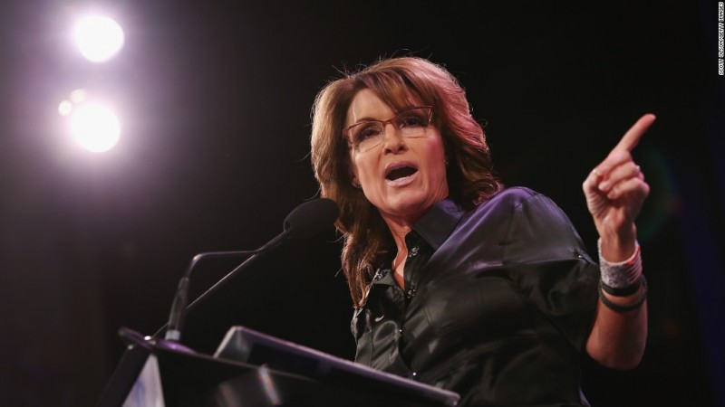 See Sarah Palin's puzzling speech