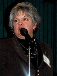 Loretta Wagner (Photo by Jessica Shirey)