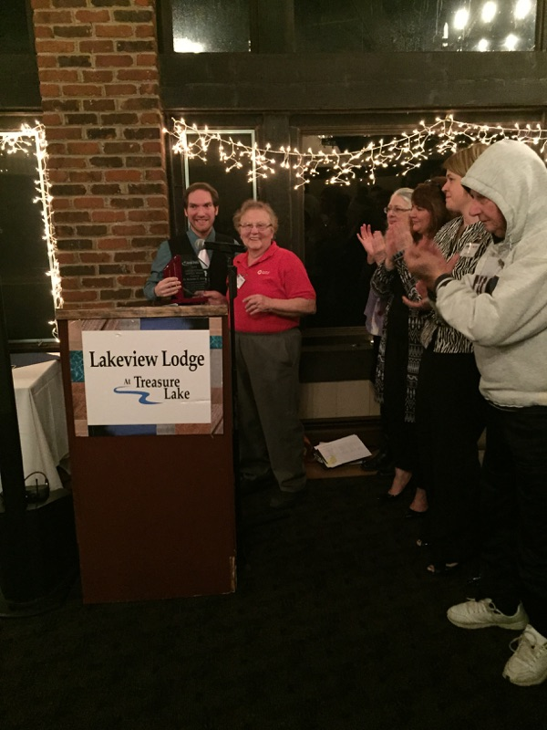 DuBois Chamber Hosts Business Bash