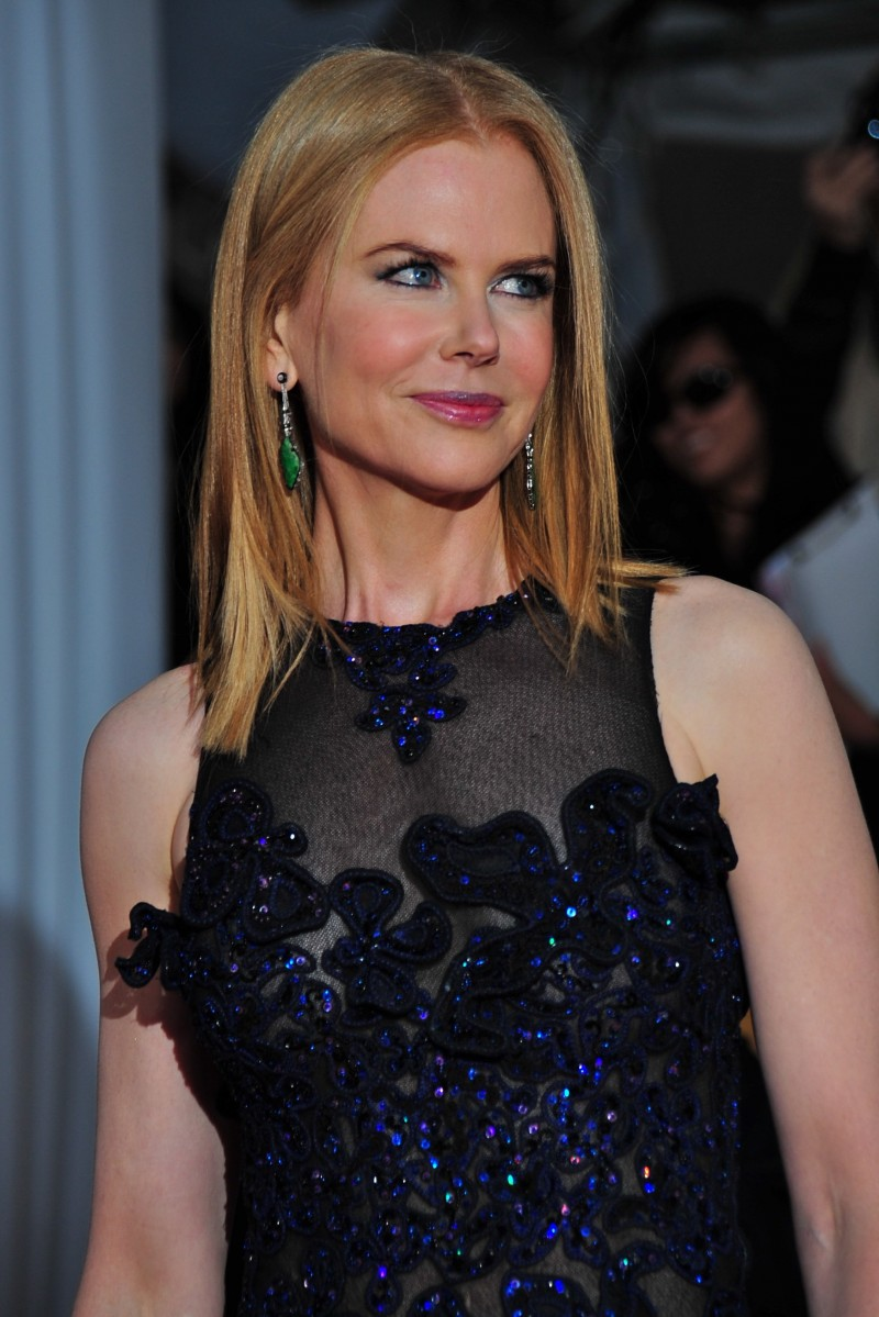Internet campaigning for Nicole Kidman Emmy win