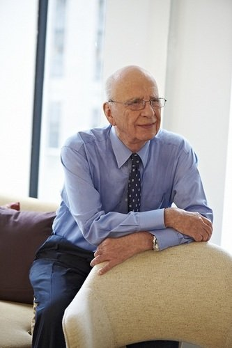 Twitter blames Murdoch for all Christian ills