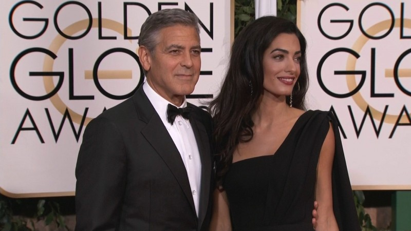 George Clooney is ready for fatherhood