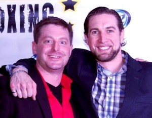 Scott Brigger and Aaron Beatty, owners of OAG Management (Provided photo)