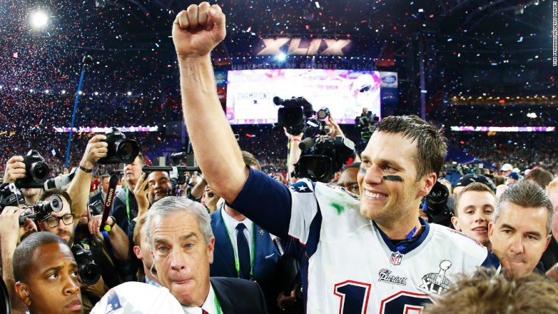 Video:  'I know that trophy isn't deflated'