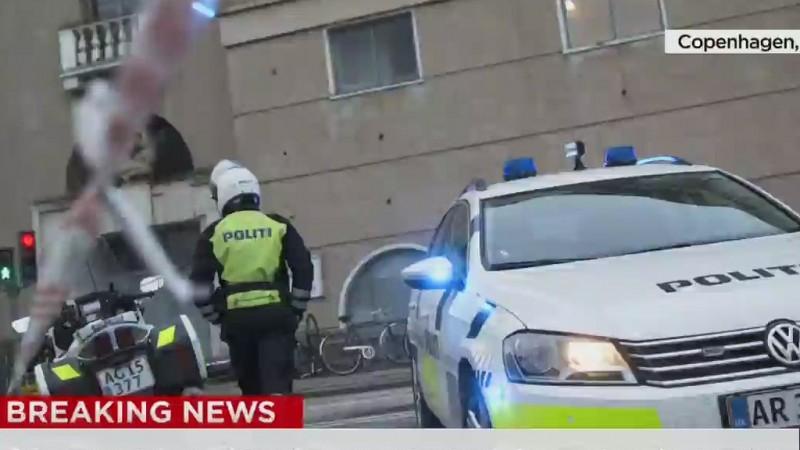 Denmark attacks: Police kill gunman suspected in fatal shootings