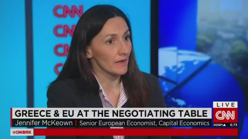 VIDEO: Greece and the EU at the negotiation table