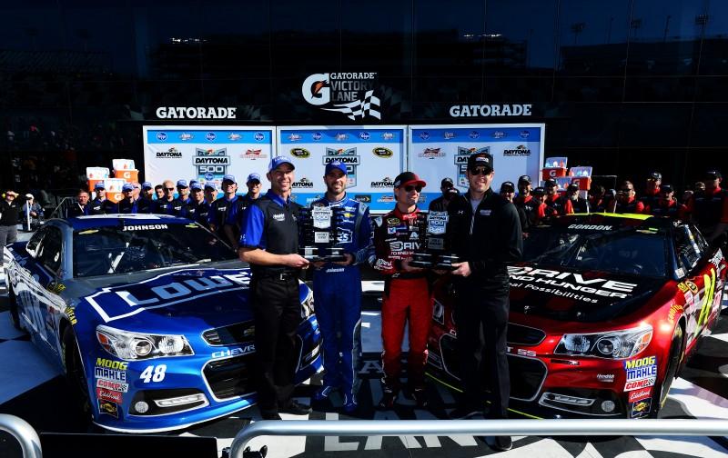 Parks Pit Report:  Daytona Speedweeks, Part 2-Pole Qualifying