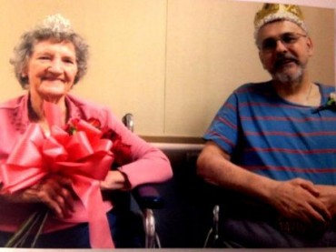 Mountain Laurel Crowns King and Queen of Hearts