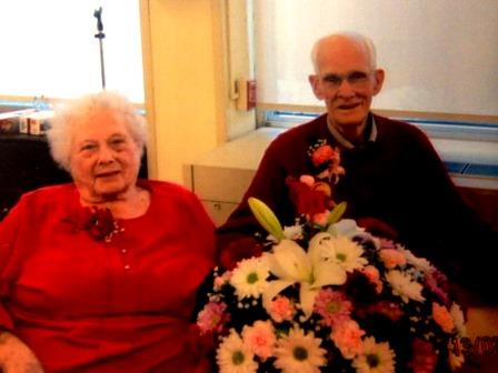Mountain Laurel Honors Couple at Sweetheart Luncheon