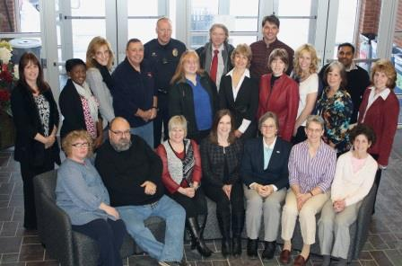Faculty and Staff Recognized for Length of Service