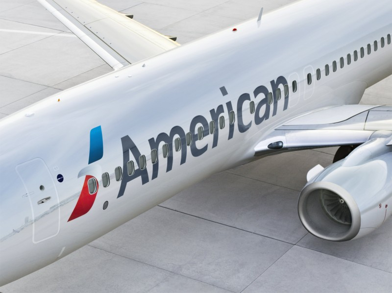 American Airlines investigates after video shows mom in tears