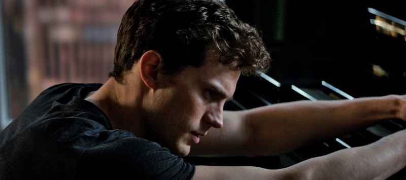 New 'Fifty Shades' book told from Christian's perspective