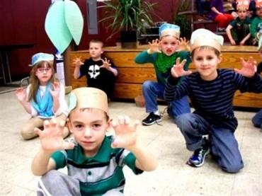 Oklahoma Elementary Holds Spring Musical Program