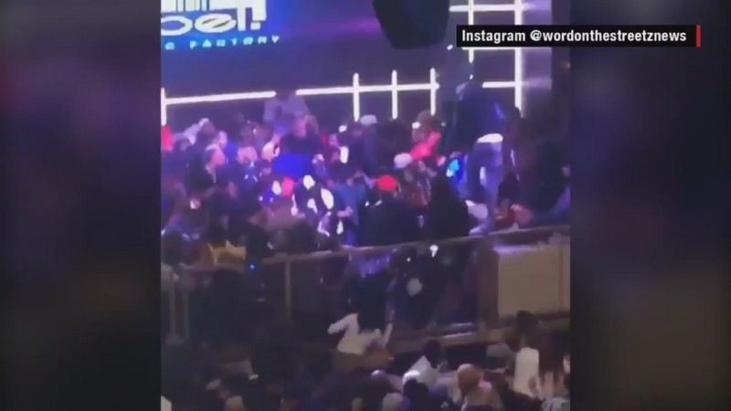 VIDEO: Shots fired at party featuring TI, Jeezy, Yo Gotti