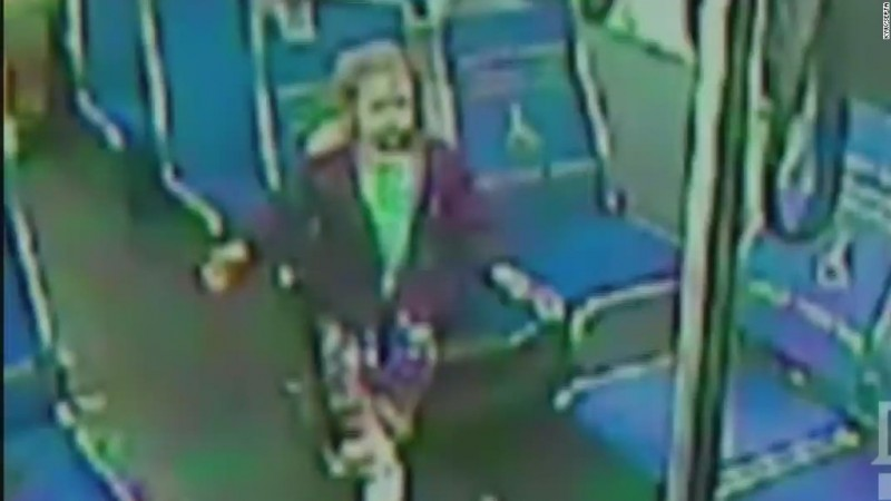 VIDEO: Child, 4, takes 3 a.m. bus ride to get slushie