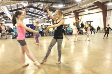 Event Brings Awareness to Dancing as Exercise