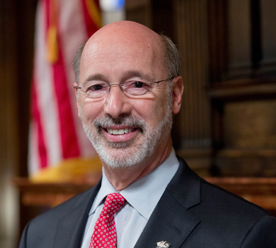 Governor Wolf Signs 'REAL ID' Bill Into Law