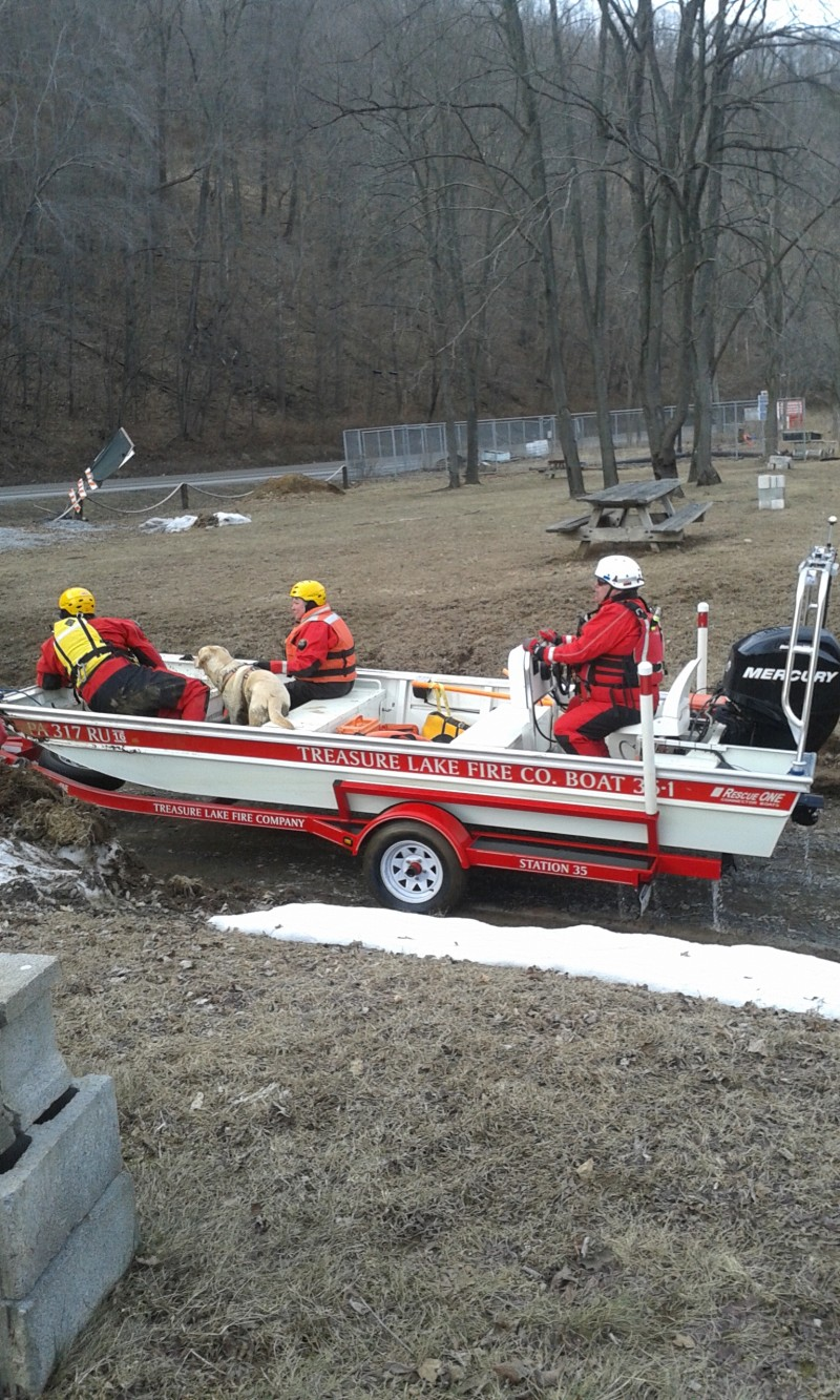 Boat Crews, Dog Teams Deployed to Search for Missing Clearfield Man