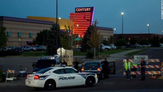 Witnesses describe horror of killing inside Aurora, Colorado, movie theater