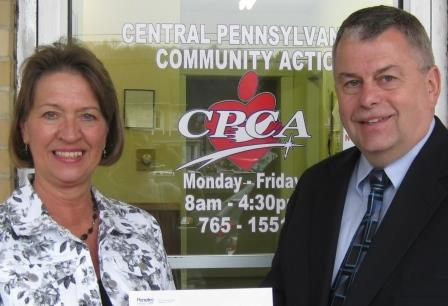 Penelec Employees Support Local Food Banks