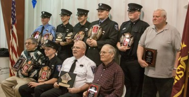 Clearfield Fire Dept. Celebrates 125 Years at Banquet