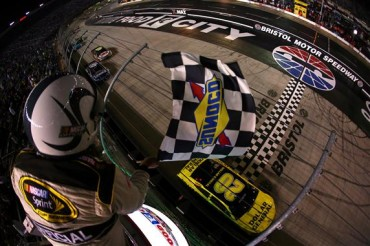 Parks Pit Report:  Food City 500 Supporting Steve Byrnes and Stand Up to Cancer