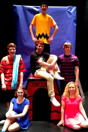 """Clearfield Drama Club to Present """"You're a Good Man, Charlie Brown"""""""