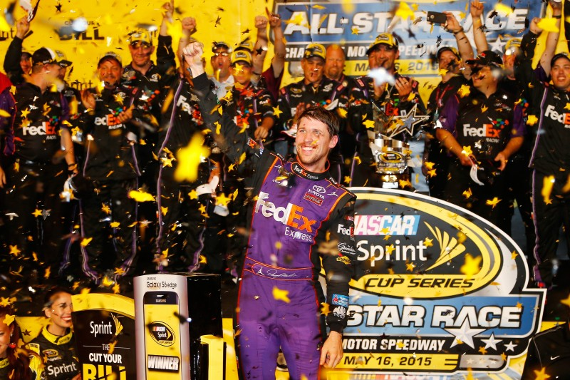 Parks Pit Report:  NASCAR Sprint All-Star Race