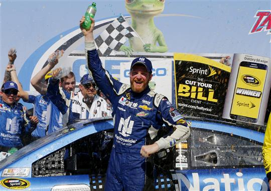 Parks Pit Report:  BREAKING NEWS-Earnhardt Jr. Retiring