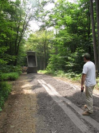 Project May Cause Delays on Ridge Road in Elk State Forest