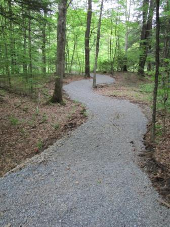 Trail Work Continues in Elk County