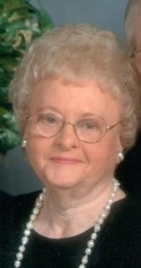 Obituary Notice:  Mary Lee Herr (Provided photo)