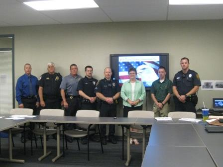 PennDOT, Safety Partners Honor Local Police for Aggressive