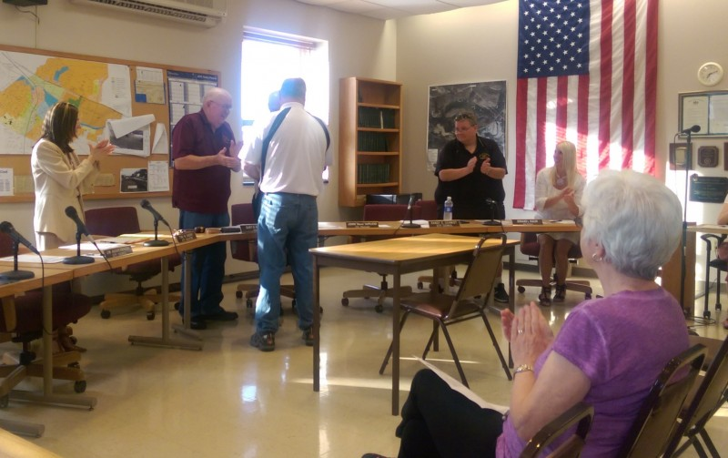 Swope's Retirement Announced at DuBois City Council Meeting