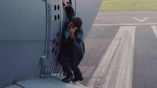 Mission possible: How Tom Cruise dangled from moving plane
