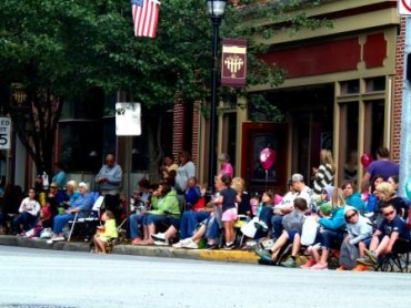 Line-up Announced for Clearfield Fireman's Parade
