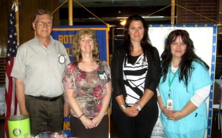 Senior Living Discussed at Clearfield Rotary Meeting