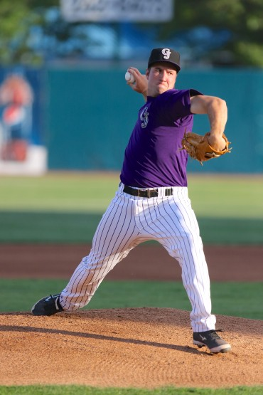 Zurat Works Three Innings in Long Relief for Rockies