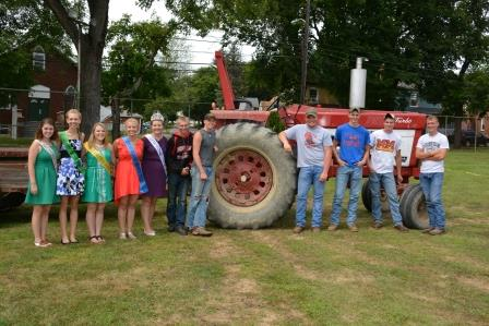 Hicks Wins Safe Tractor Driving Contest at Clearfield Fair