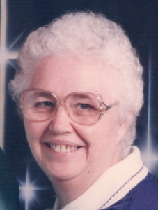 Obituary Notice: Eunice J. Fetter