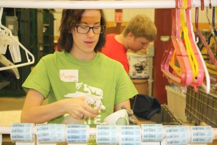 New Penn State DuBois Students Reach Out to Serve Community