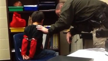 School resource officer sued for allegedly handcuffing disabled children