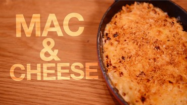 Chef Tom Aikens: The perfect mac and cheese in under two minutes